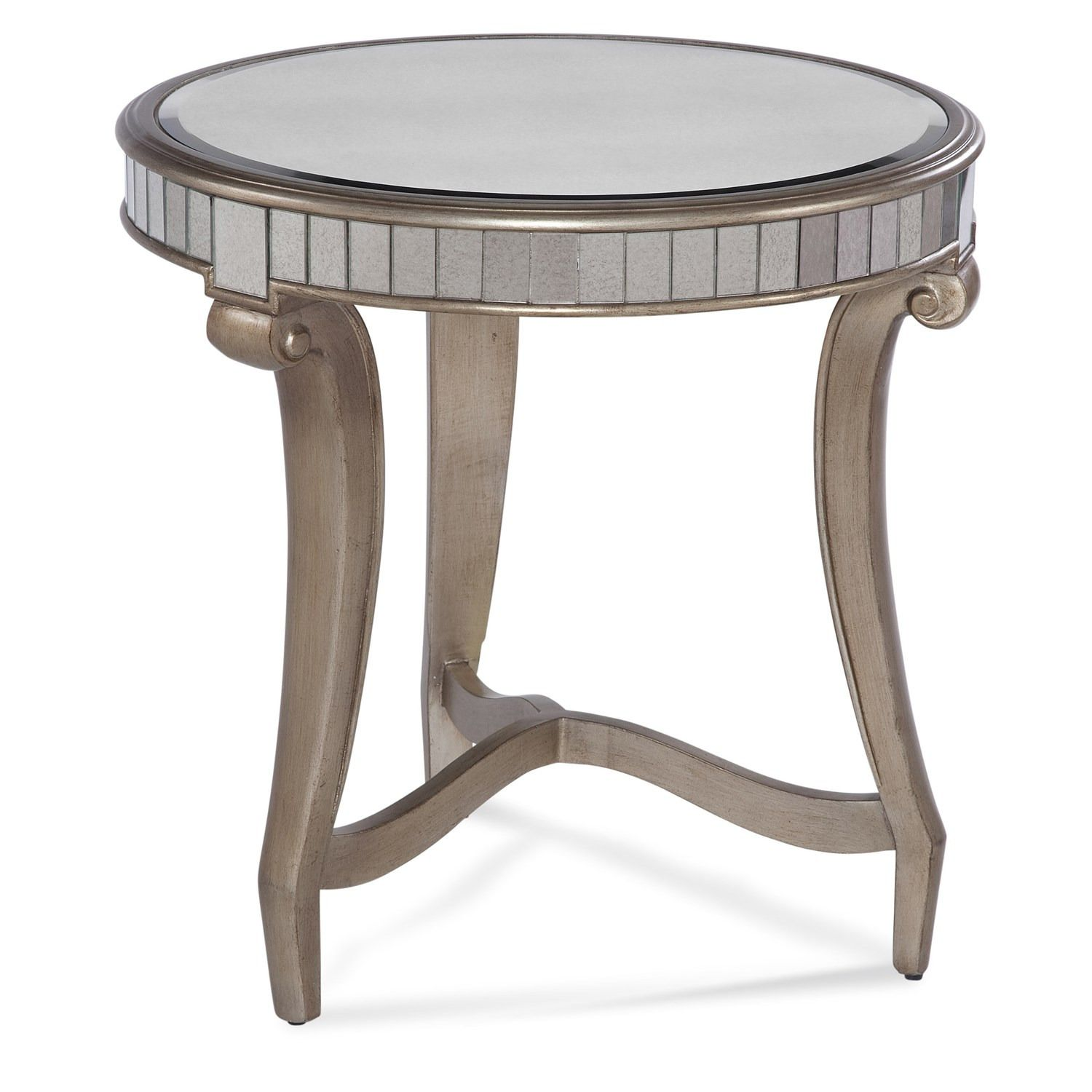 100 Silver Round End Table Best Master Furniture Check More At Http