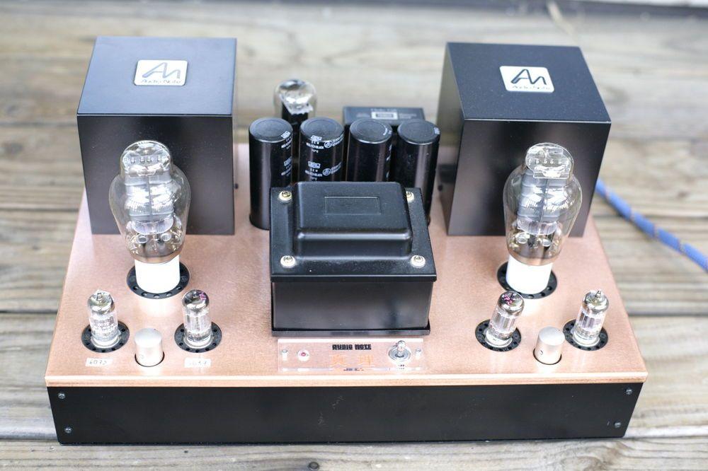 Wow price!!! Audio Note Kondo Shinri 300B tube amplifier