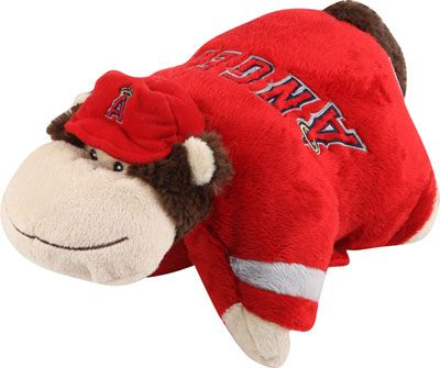 Los Angeles Angels Of Anaheim Pillow Pet Angels Anaheim Mlb Animal Pillows Anaheim Angels Baseball Pets