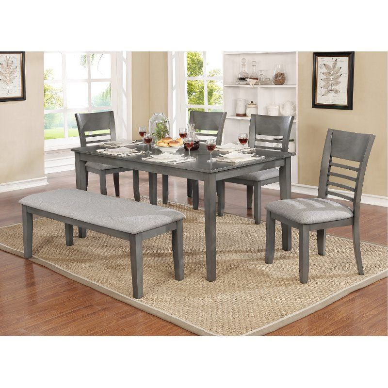 18+ Rc willey dining table set Various Types