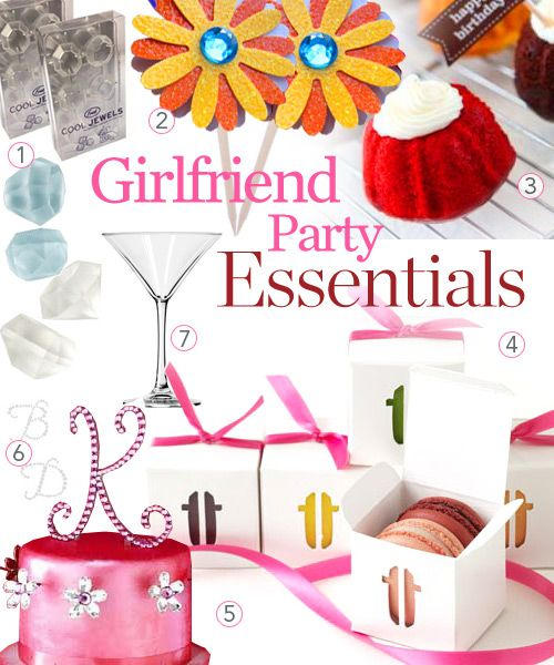 Host Your Own Big Girl Birthday Party DIY Birthday Birthday party