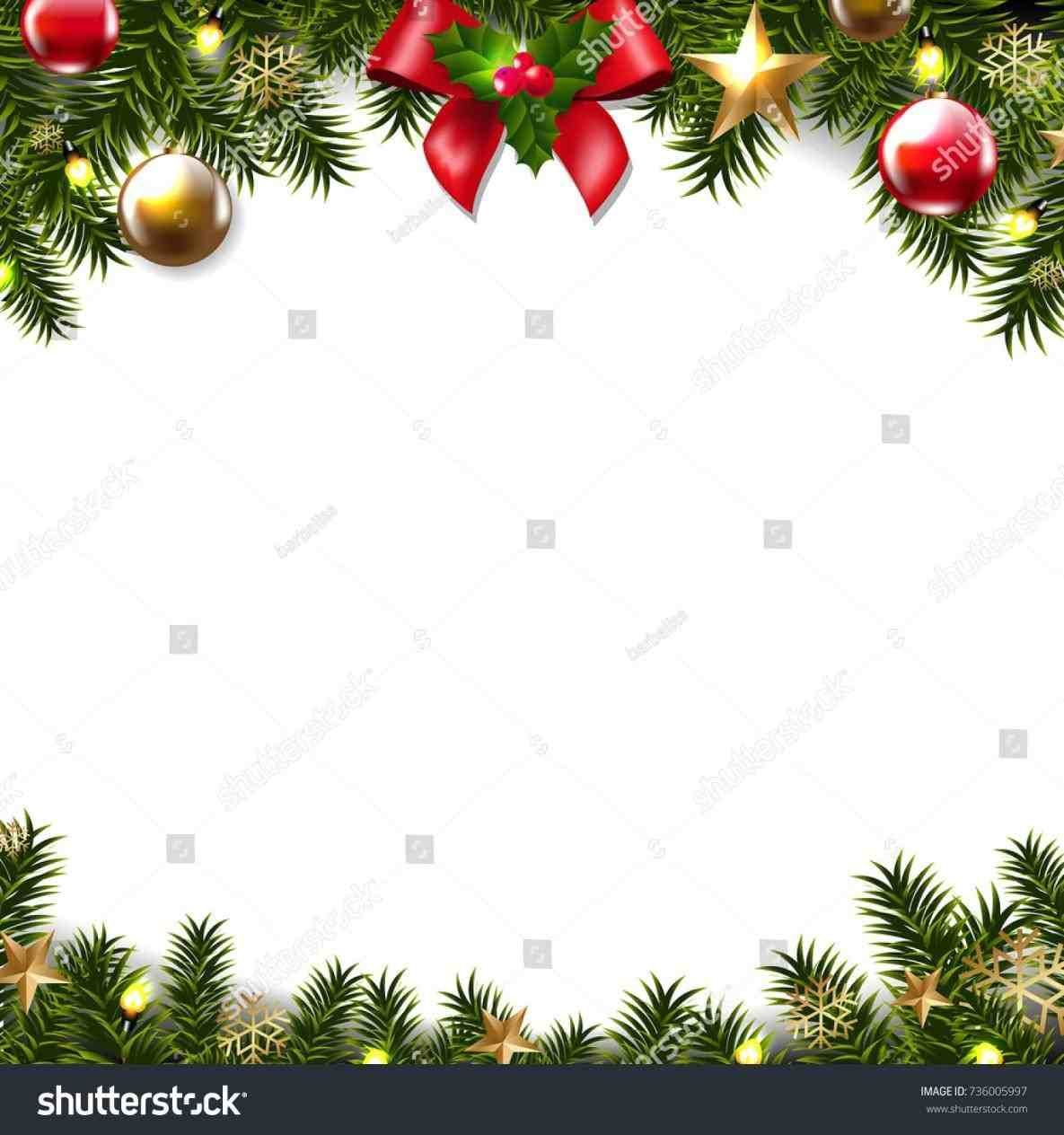 New post elegant christmas ornament border interesting visit xmast