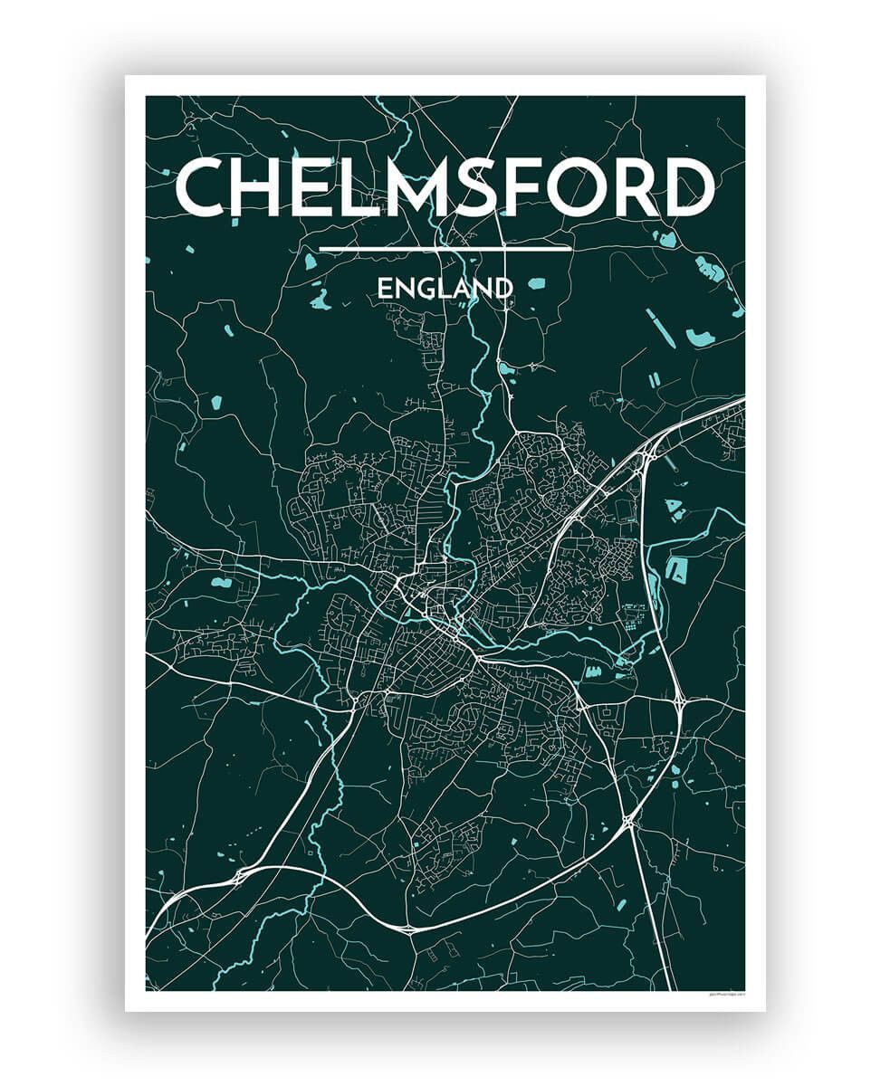 Chelmsford City Map Products Pinterest Chelmsford City FC