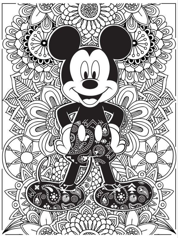 Image Result For Coloring Pictures For Adults Adults Coloring Image Pictures Result Ausmalbilder Disney Farben Ausmalbilder Disney
