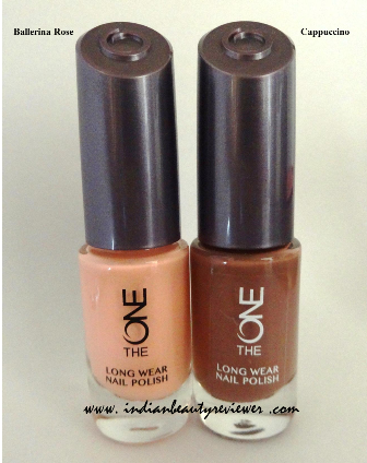 Oriflame The One Long Wear Nail Polish Ballerina Rose Cappuccino Review Price In India Long Wear Nail Polish Nail Polish Nails