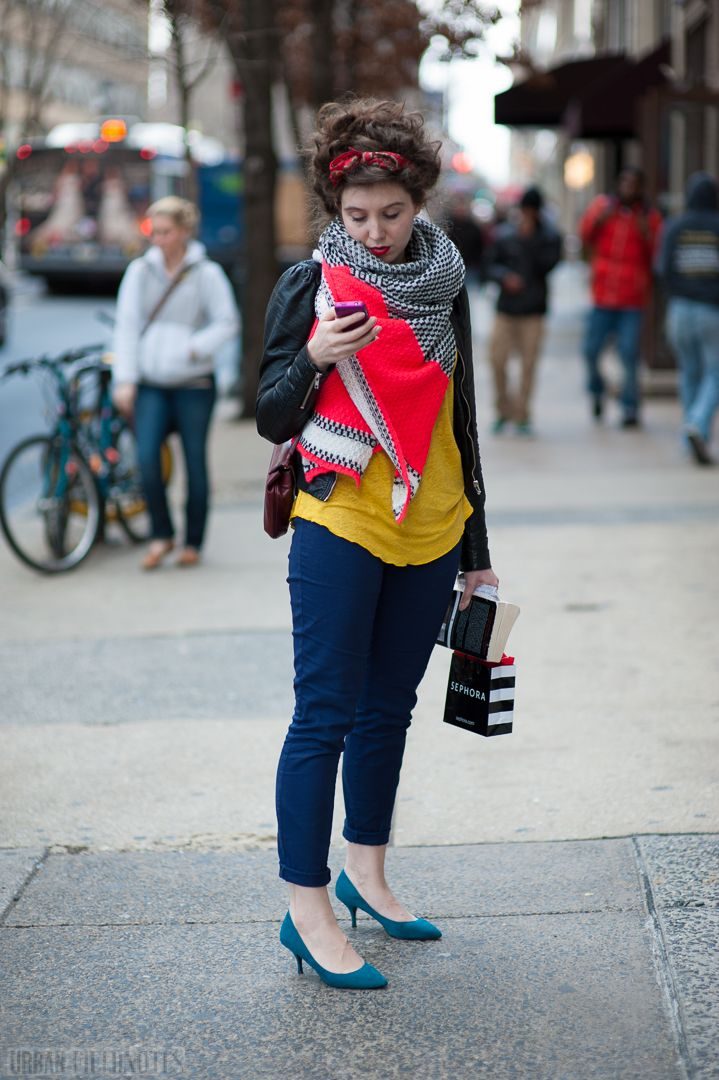 Urban Fieldnotes: Philadelphia Street Style: Tilly Grimes, Walnut St