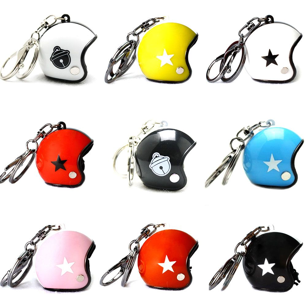 >> Click to Buy << Motorcycle Helmet Keychain Pendant Classic Key Ring Keyfob Casque Key Holder Sport Events Premium Creative Business Gifts #Affiliate