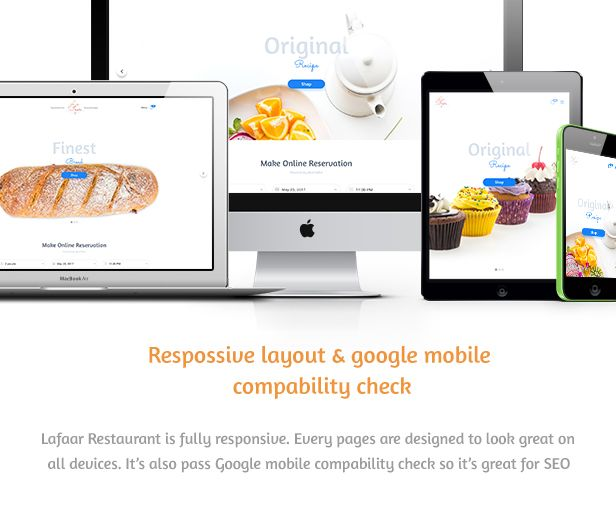 El tema Wordpress preparat per vendre #food   Wordpress themes ...