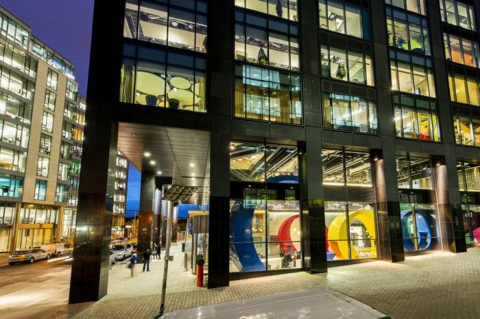 Office Tour Inside The Epic Google Dublin Campus Con Imagenes