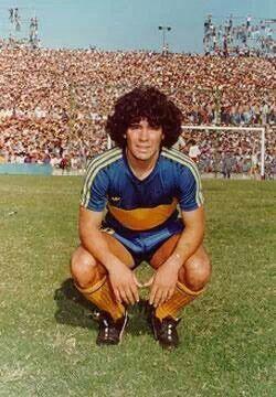 Diego Maradona - Boca Juniors  bfab5a4b176b3