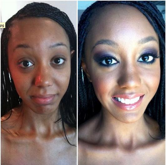 eyeshadow makeuptricks makeupartist lasvegas Hair