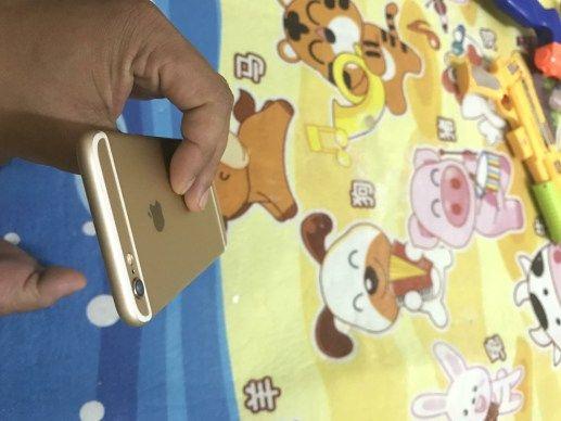 Bán or giao lưu iphone 6 Gold 128gb