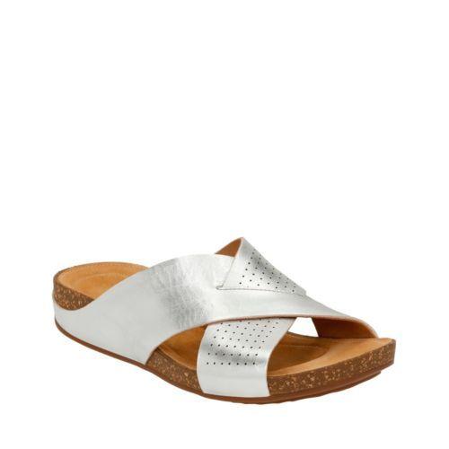 Ladies Clarks Mule Sandals /'Perri Cove/'