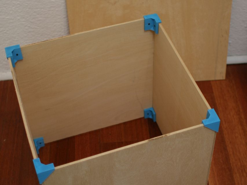 Xyz Connect 3d Printed Box Shelves By Kae Woei Lim Box