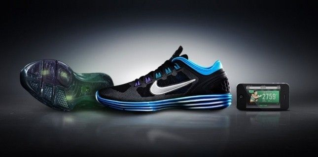 nike chaussures connectées