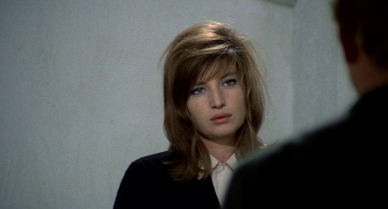 "mazzyfields: Monica Vitti in ""Red Desert"" (""Il deserto rosso"") (1964) |  Film life, Film stills, The uninvited"
