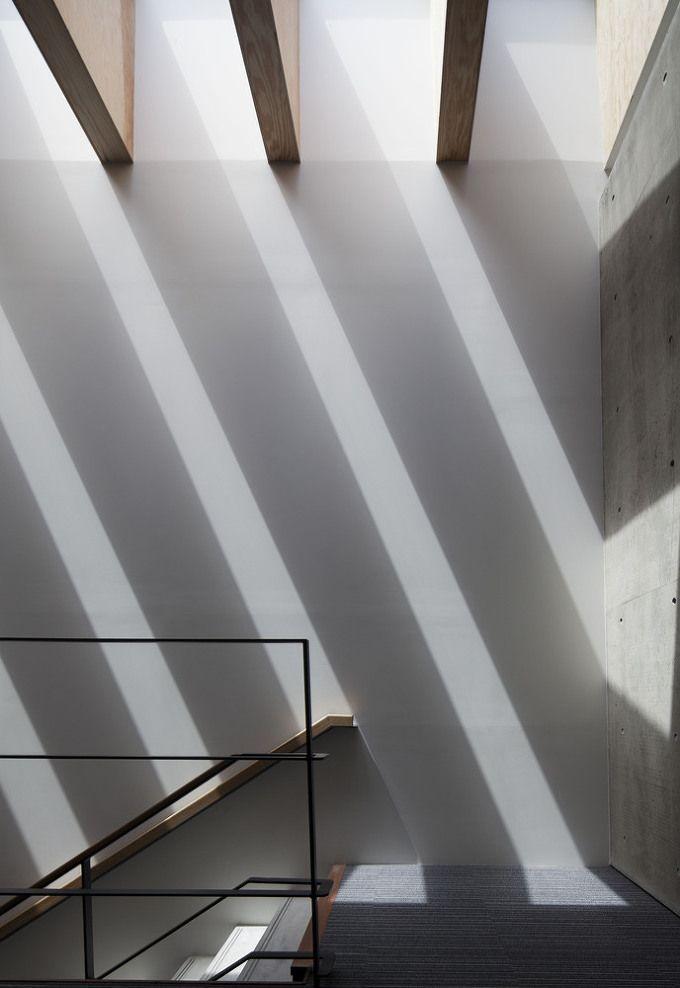 *가쓰오부시 쿠미아이 수산업 협동조합 오피스 [ Mizuno architecture design association ] Katsuobushi Kumiai Office :: 5osA: [오사]