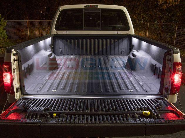 8pc Truck Bed Led Lighting Kit Truck Bed Lights Truck Bed