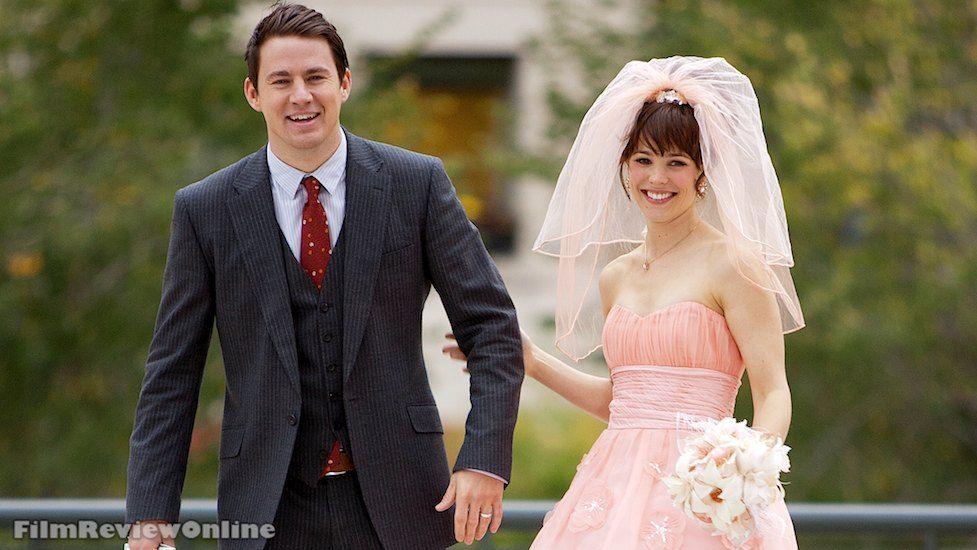 Rachel McAdam Wedding Dress On The Vow