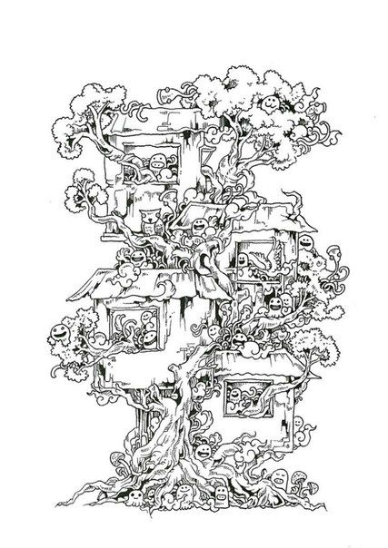 Unusual Kerby Rosanes Coloring Pages Ideas