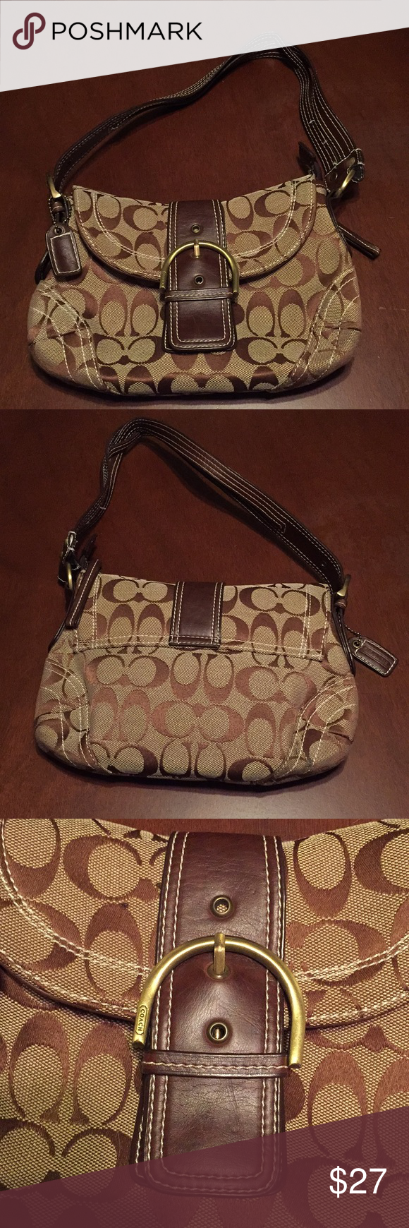 d91c3b3c0 Coach purse No. MO4K-5659 Coach purse No. MO4K-5659 Very classy purse in  great condition. 3 pockets inside purse. Coach Bags