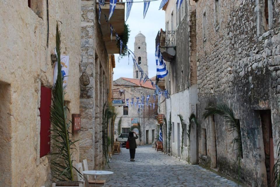 Areopoli ,Mani Kalamata, Greece, Paradise on earth