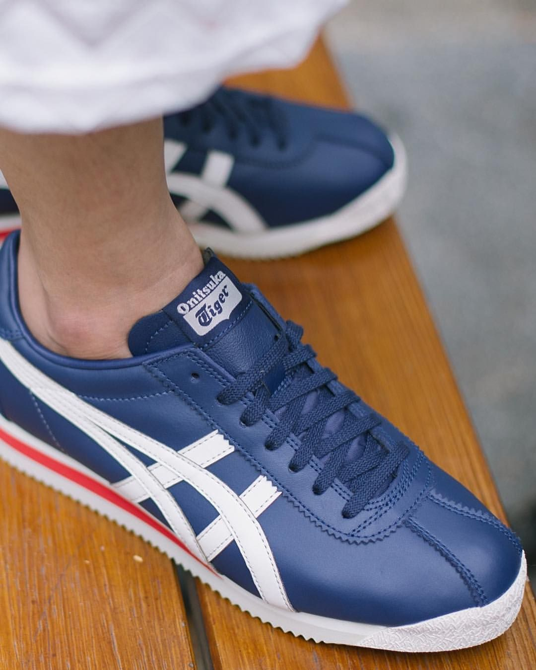 hot sale online 56adb 1c389 Onitsuka Tiger Corsair | shoes | Tiger shoes, Sports ...