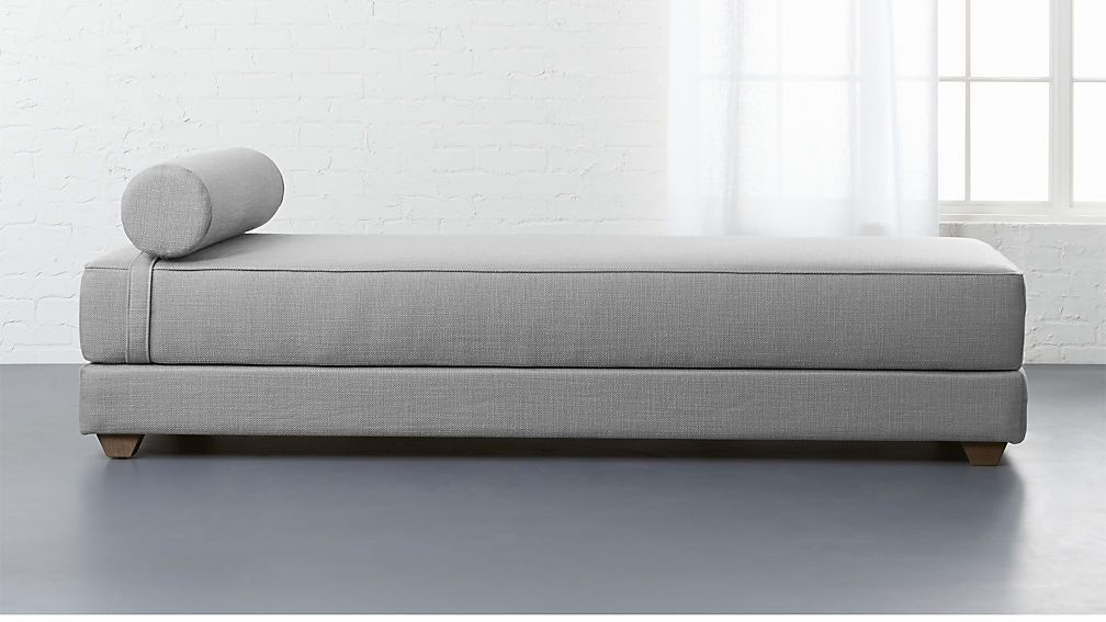 lubi silver grey sleeper daybed - Lubi Silver Grey Sleeper Daybed Daybed, Gray And Living Rooms