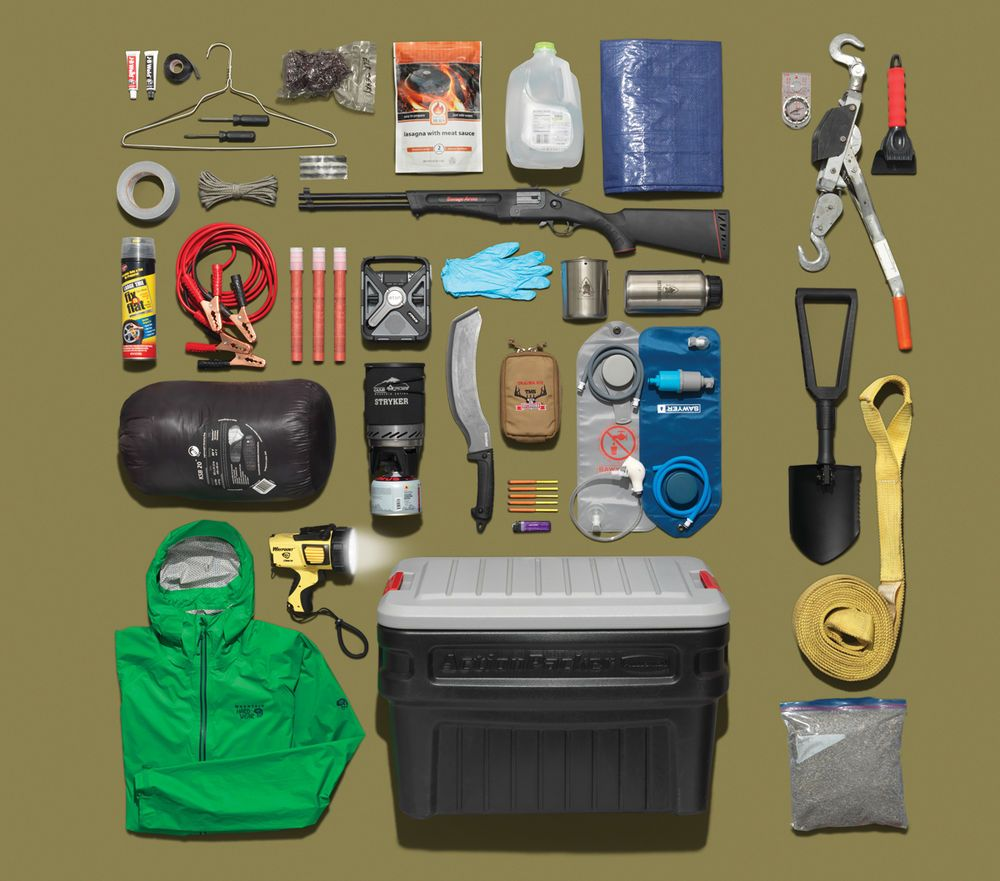 Super Survival Kit 20 Lifesaving Items to Keep in Your