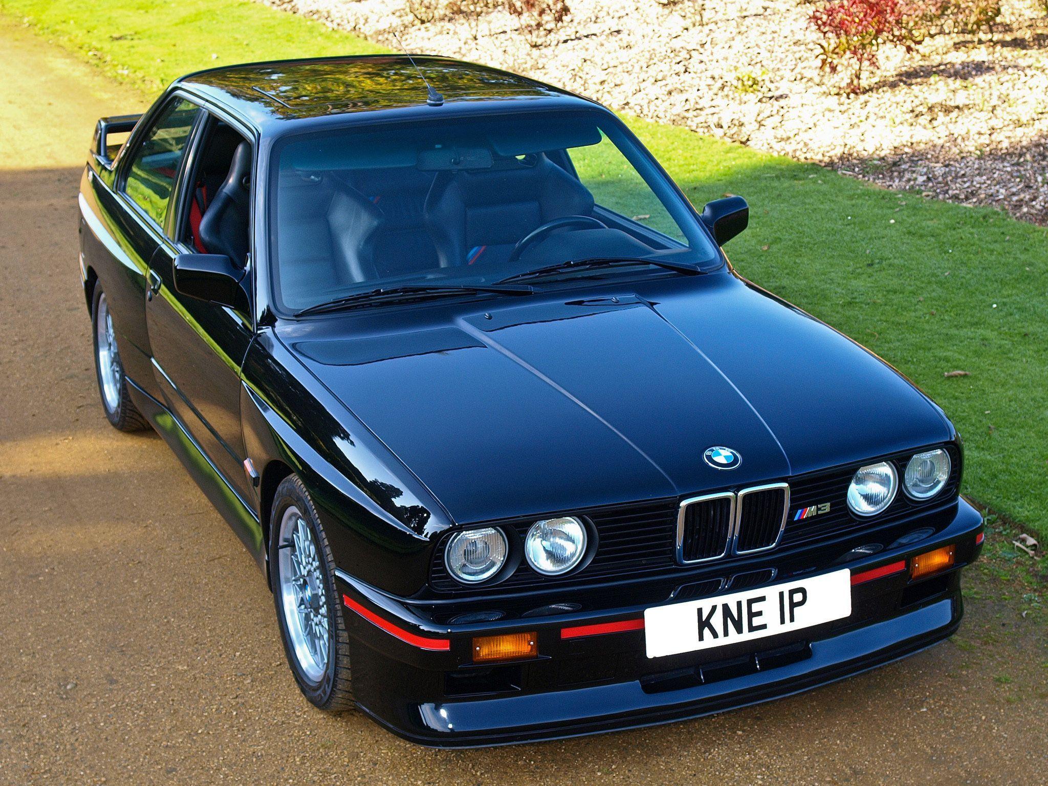 1990 Bmw E30 M3 Sport Evolution With Images Bmw E30 Bmw