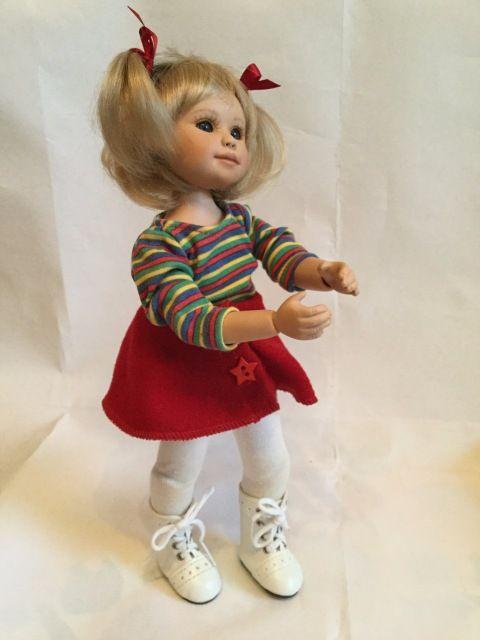 Голубоглазая Marlies от Gabriele Muller / Фарфоровые куклы ...