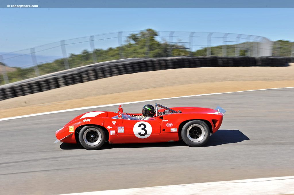 1965 Lola T70 MKII news, pictures, specifications, and information ...