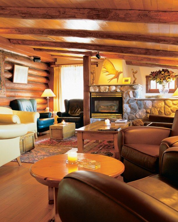 Post Hotel & Spa, Lake Louise, Alberta, Canada