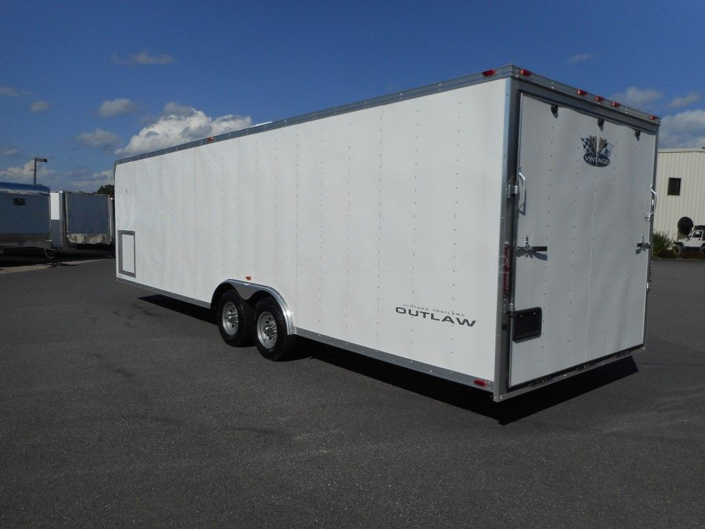 Vintage Outlaw Trailers