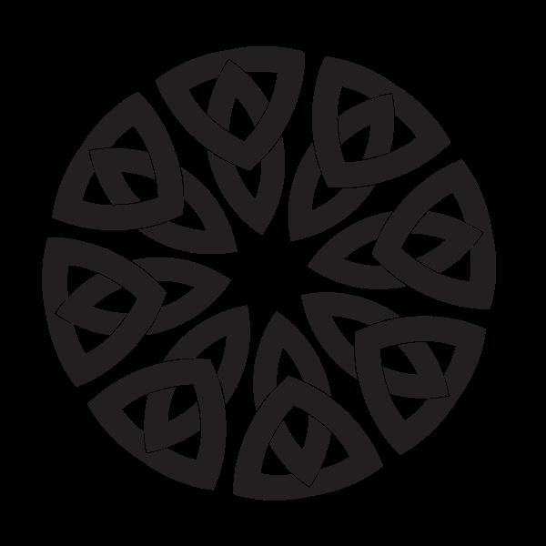 Download Celtic knot shape | Free SVG in 2020 | Celtic knot ...