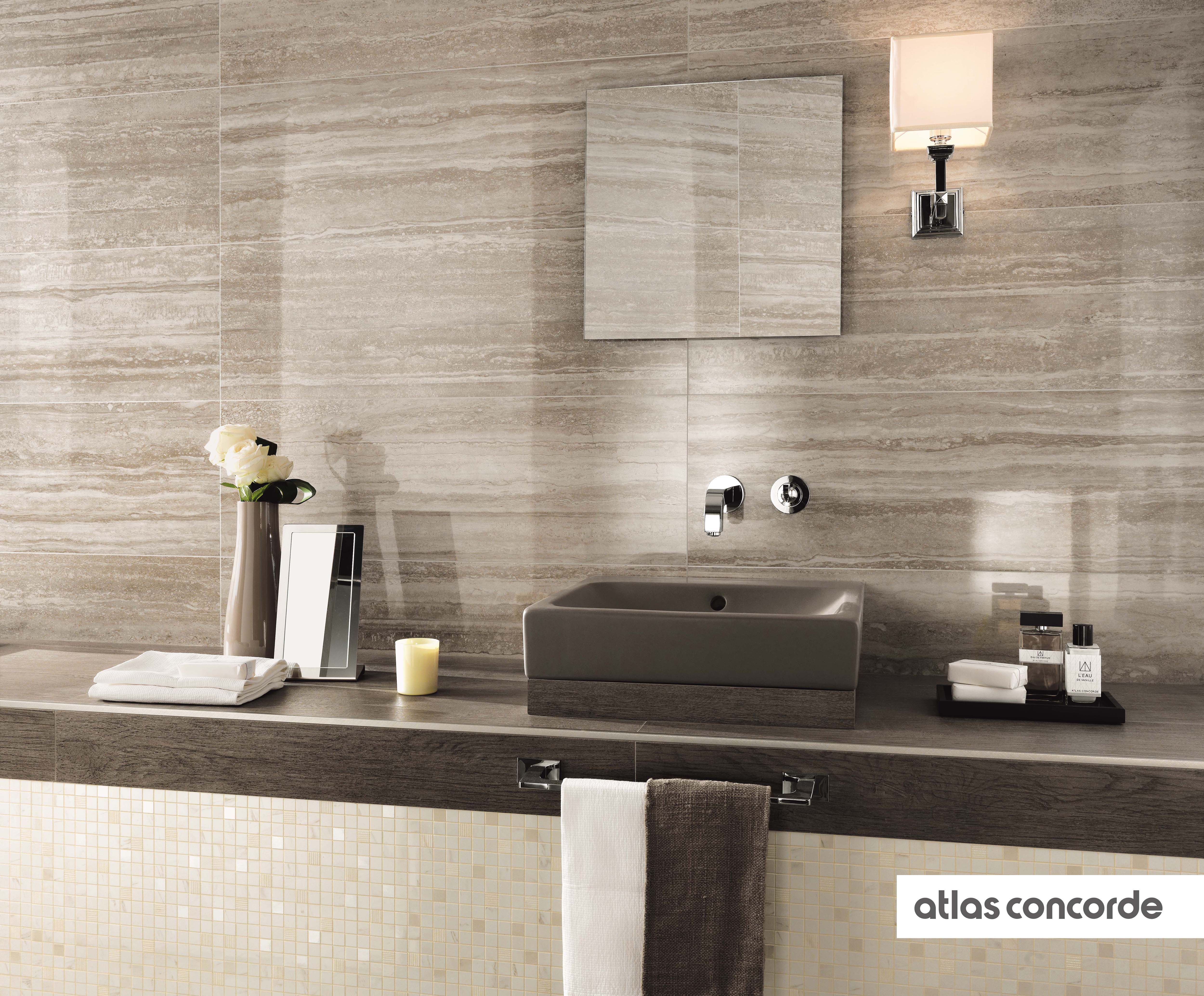Bagno Travertino ~ Collections concorde wall tiles and marbles