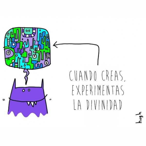 ¡Así es! A seguir creando. // That's it! To continue creating