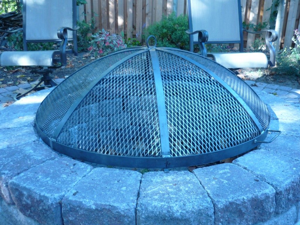 fire pit screen | fire pit screen. We can build just about ...