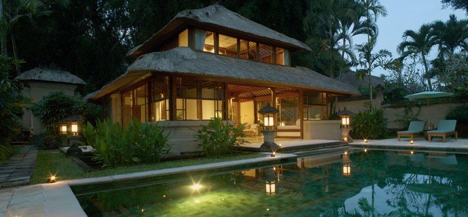 Luxury Bali Indonesia Travel, Luxury Ubud Resort and Spa - Amandari - home