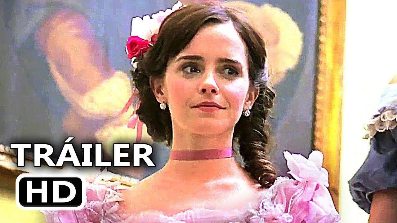 MUJERCITAS Tráiler Español Latino SUBTITULADO (Emma Watson