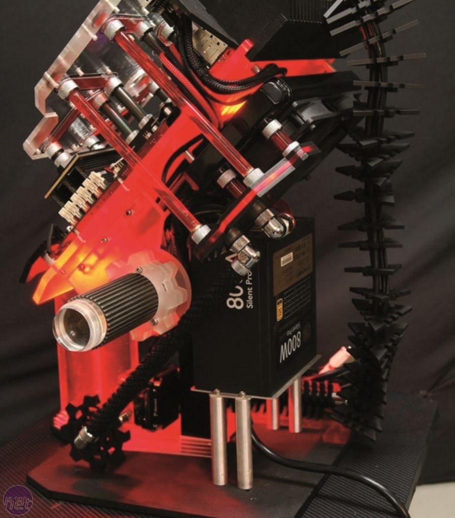 *Mod Of The Year 2011 ROG Rampage By Nguyen Dinh Ban