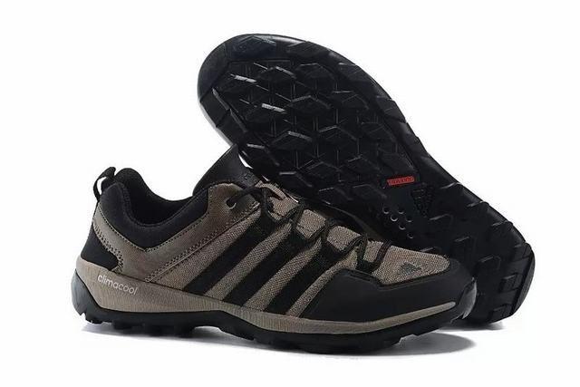 Mens Adidas Climacool Daroga Plus Brown Black Trainers | Black ...