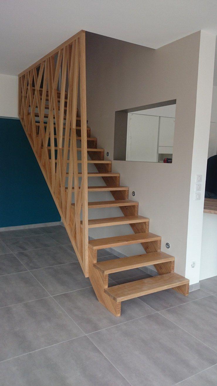 escalier et garde corps projetos para experimentar. Black Bedroom Furniture Sets. Home Design Ideas