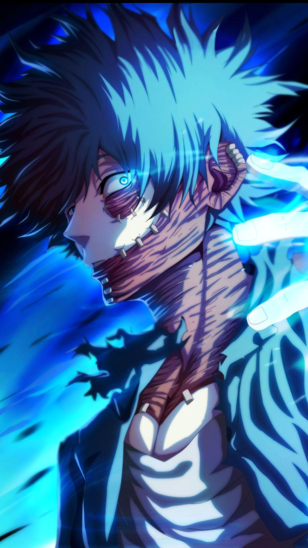 Dabi My Hero Academia 1080x1920 Mobile Wallpaper Anime Guys Cool Anime Pictures Hero Wallpaper
