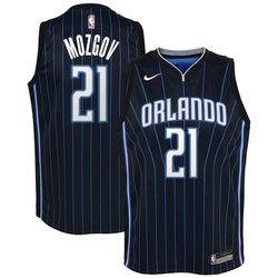 super popular ecfa2 ad31e Orlando Magic Nike Statement Swingman Jersey - Timofey ...