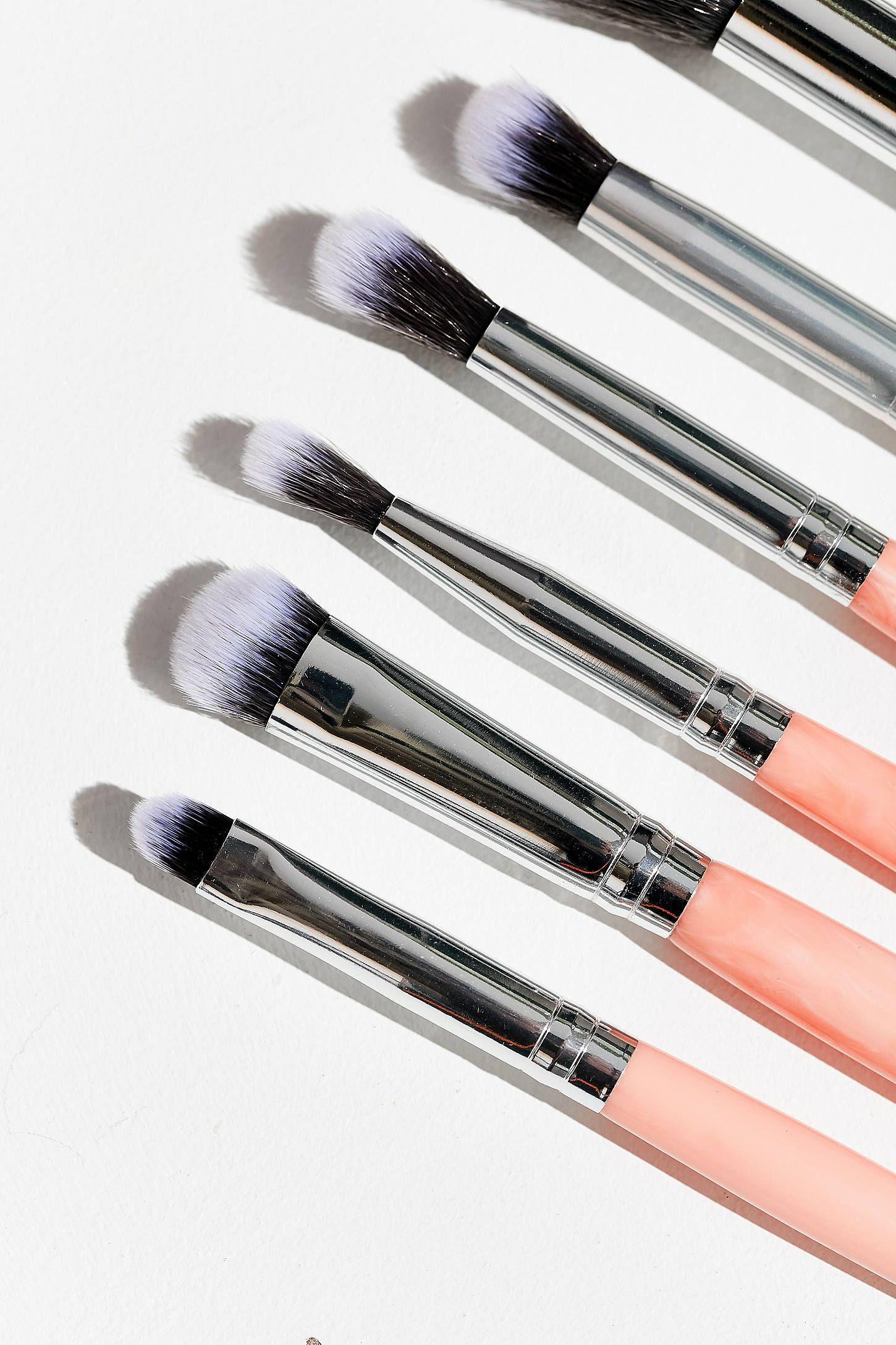 bh cosmetics Rose Quartz 9Piece Brush Set Best cheap