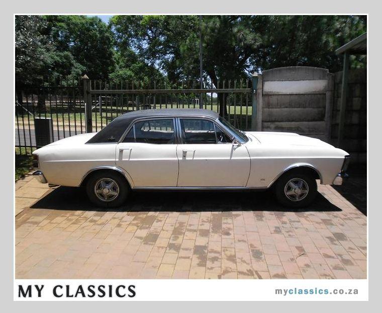 1970 Ford Fairmont Classic Car Classic Cars Fairmont Dream Cars