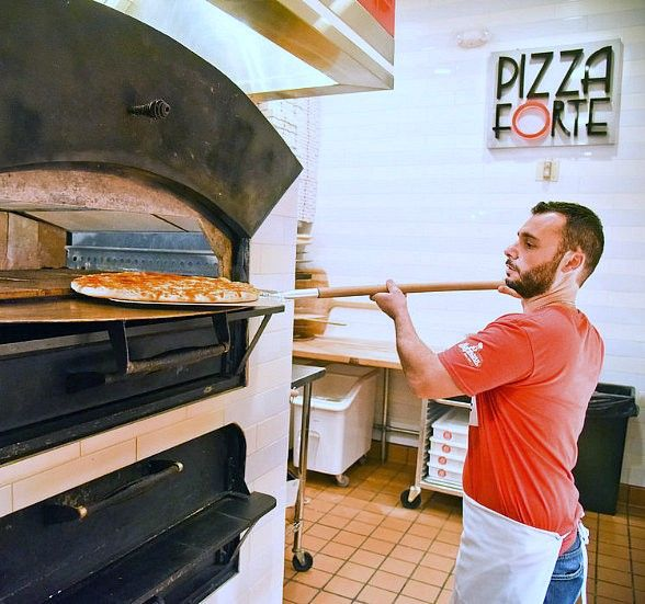 Pizza Forte to Celebrate National Pizza Day on Tuesday..
