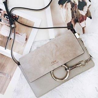 80a2ba09932 The new it bag, the Chloe Faye. // Follow @ShopStyle on Instagram ...