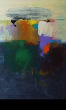 """Saatchi Online Artist ferdinand rosa; Painting, """"East Shore"""" #art"""